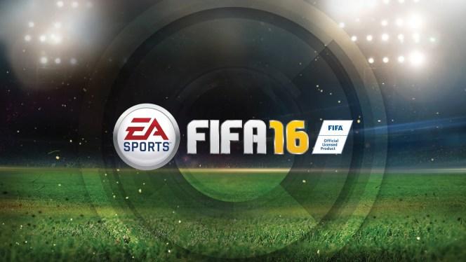FIFA 16 Logo