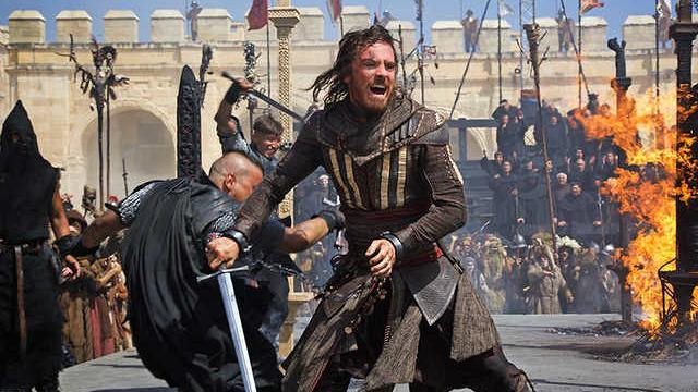 assassins creed movie film