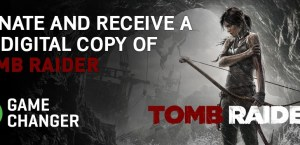tomb raider charity