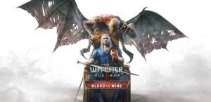 witcher 3 blood wine