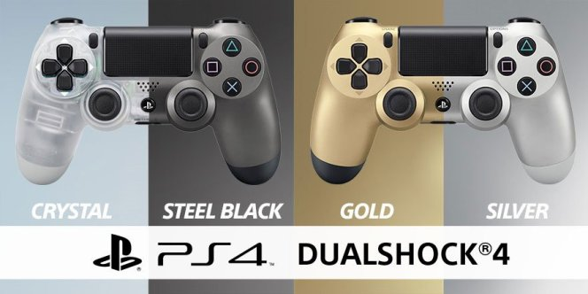 dualshock 4 color