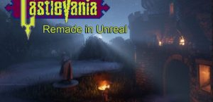 castlevania-unreal