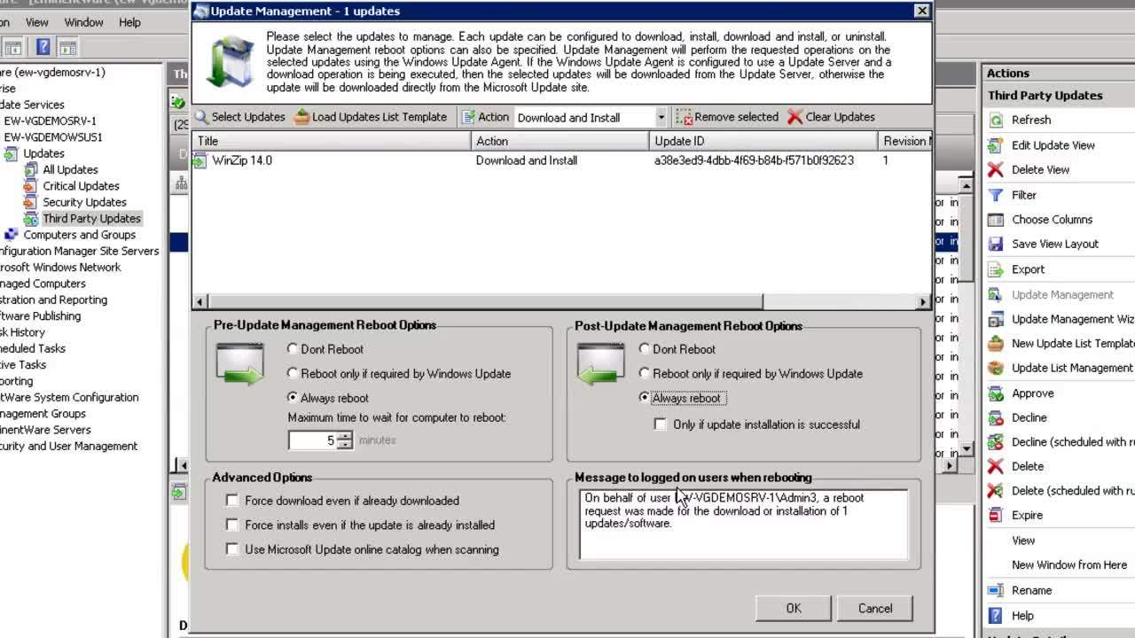 Freeware Banking Software Patch Management Software Solarwinds