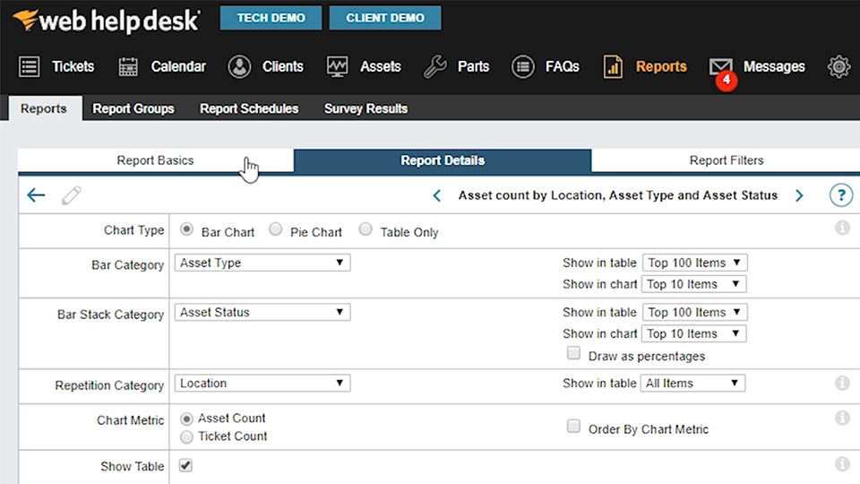 Create custom reports - Video - SolarWinds Worldwide, LLC Help and - how to create a report