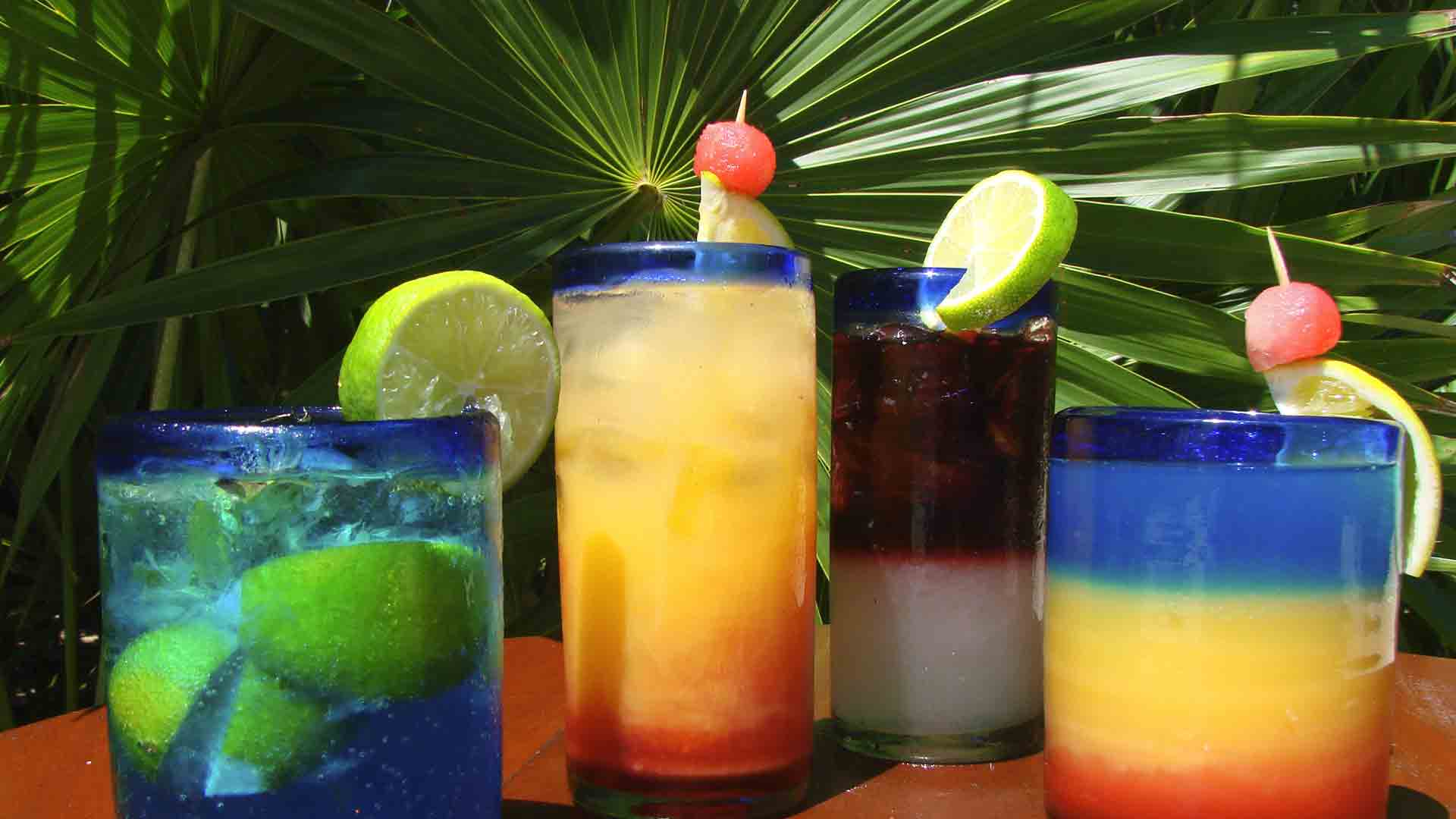 Cocktail Liste Mexican Cocktails Playadelcarmen Org