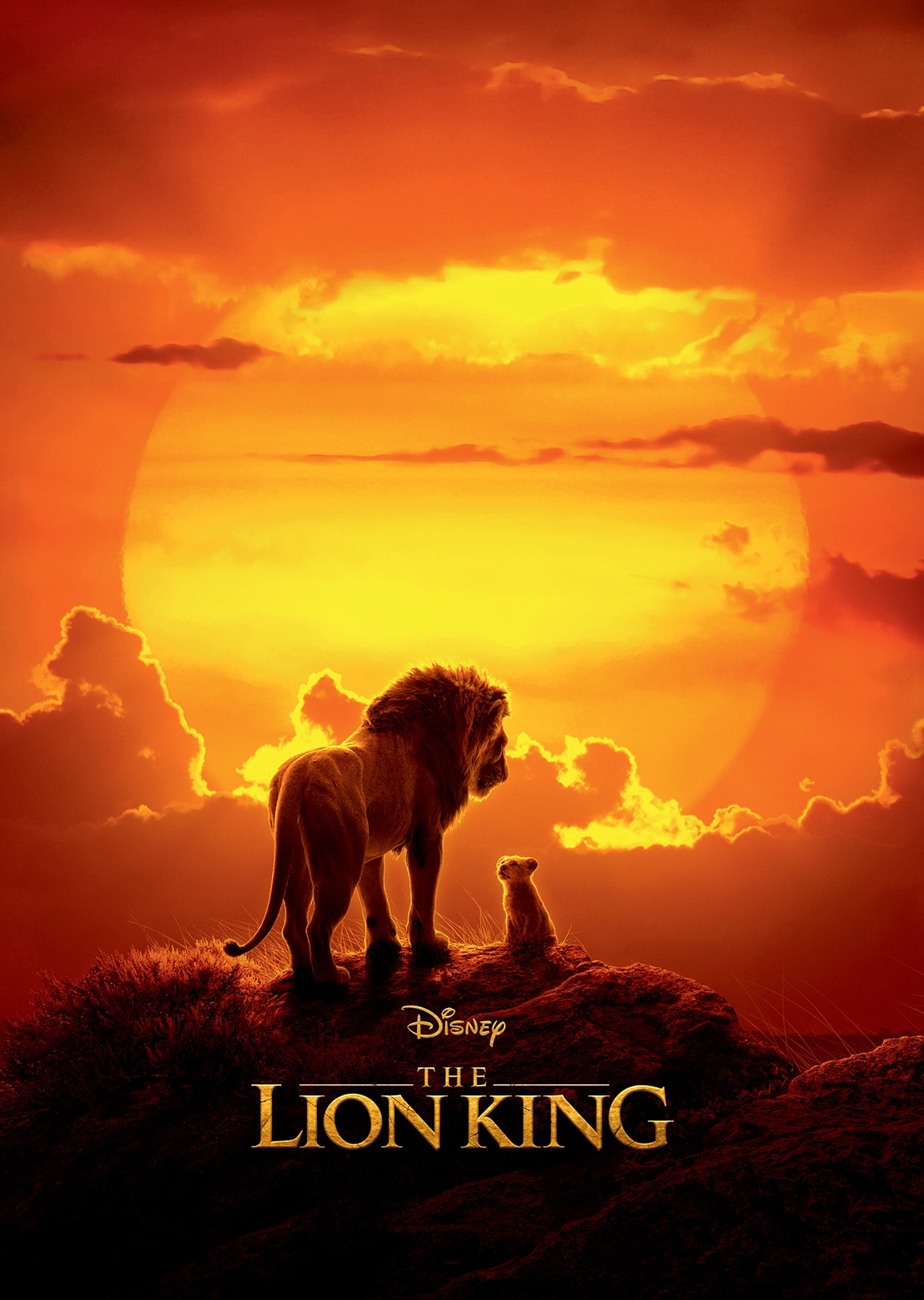 the lion king movie poster 2019 party music