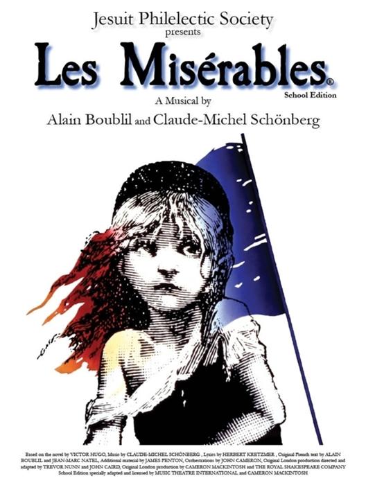 Les Misérables School Edition at Jesuit High School - Performances