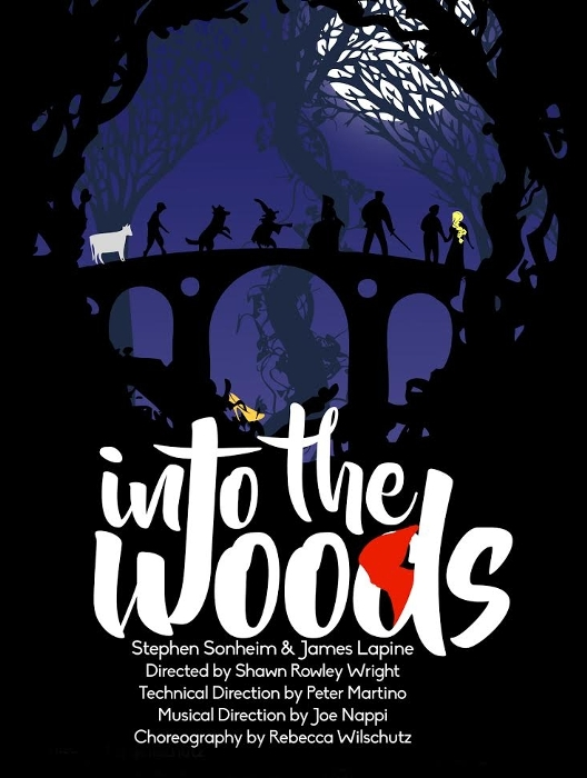 Into the Woods at The Solebury School - Performances February 16