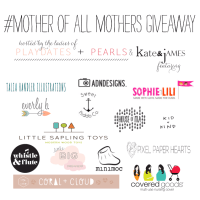 The Mother of all mothers Giveaway!
