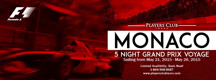 Party of the Year at Monaco Grand Prix
