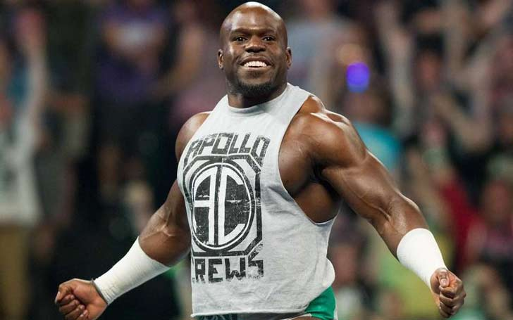 How much American wrestler Apollo Crews Net Worth in 2018? Find out