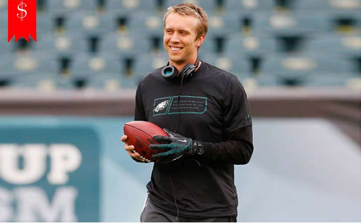 How Much is Nick Foles salary in 2018? Find out his Net Worth and - how to find net worth of individuals