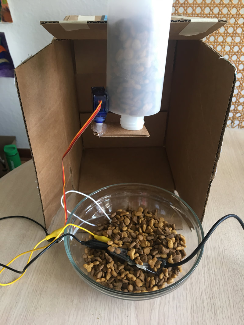 Cable Usb Building An Automated Pet Feeder