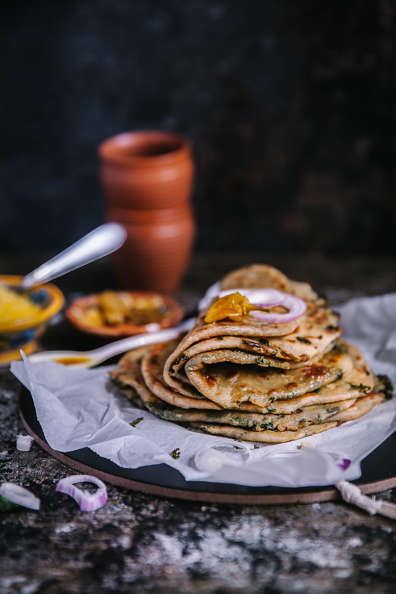 Healthy Meal Prep Mughlai Paratha | Playful Cooking