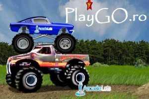 Joaca Crazy Mustang online