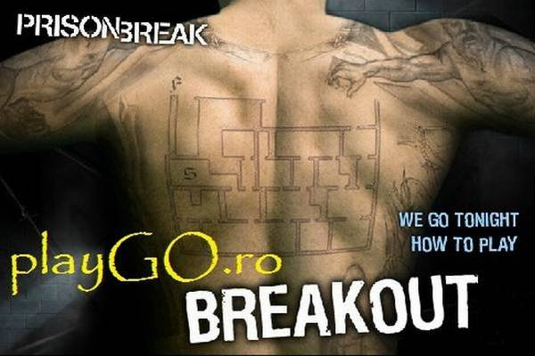 Play Prison Break Breakout