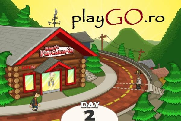 Joaca Papa-s PanCakeria online