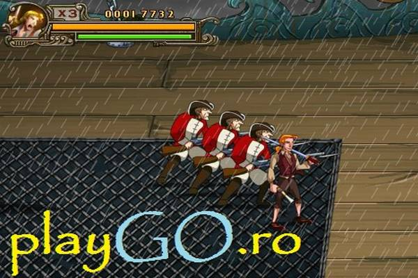 Joaca Pirate Hunter online
