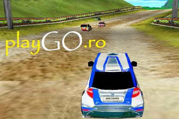Joaca Rally Expedition 3d online