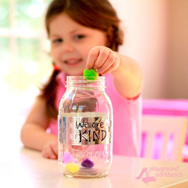 Kindness Jar Successful Parenting with Positive Reinforcement
