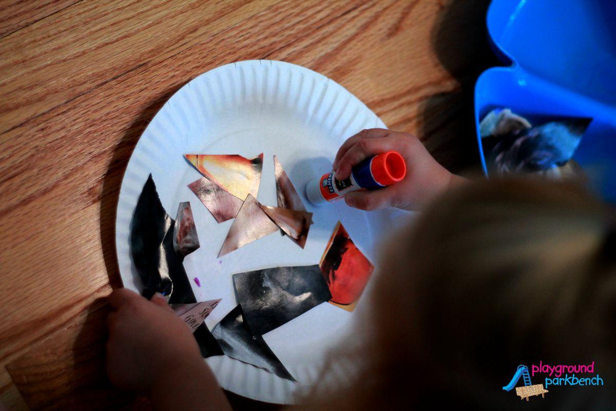Preschool Art Picasso Portraits