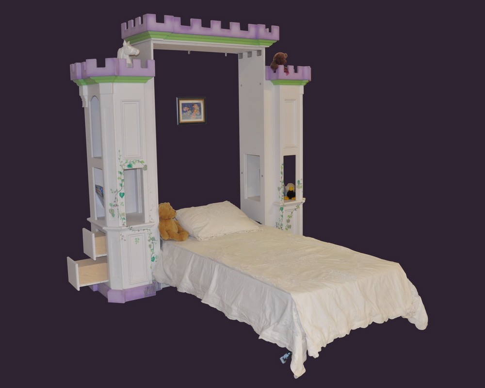 Tiltaway Beds Castle Murphy Bed Tilt Away