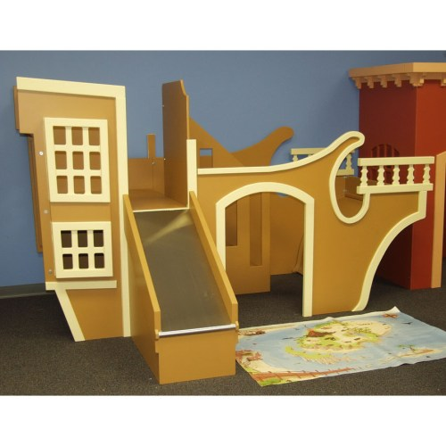 Medium Of Pirate Ship Playhouse