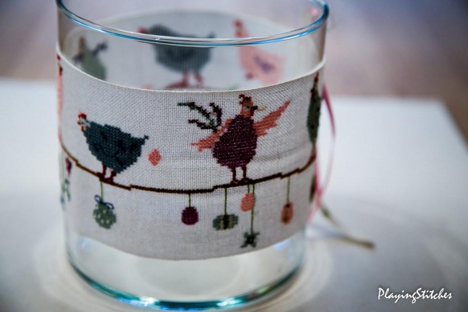 Easter hens from CHristiane Dahlbeck