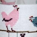 Easter hens Christiane Dahlbeck