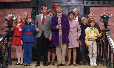 Willy Wonka 1972