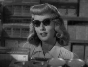 Double Indemnity sunglasses