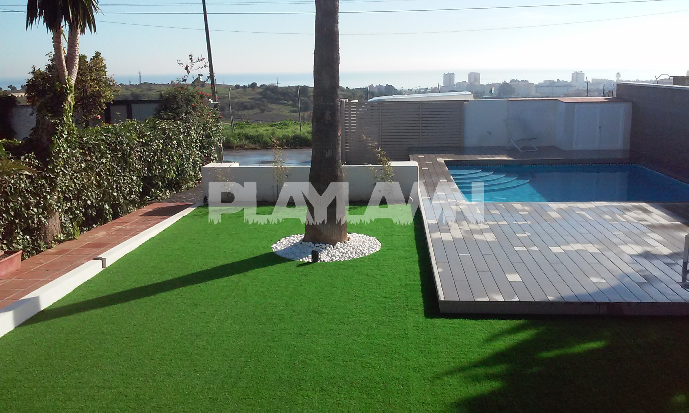 Piscinas Desmontables Malaga Césped Artificial Málaga Piscina Málaga Playlawn
