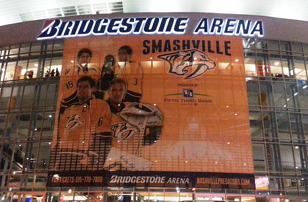 What You Need to Know About the Bridgestone Arena in Nashville