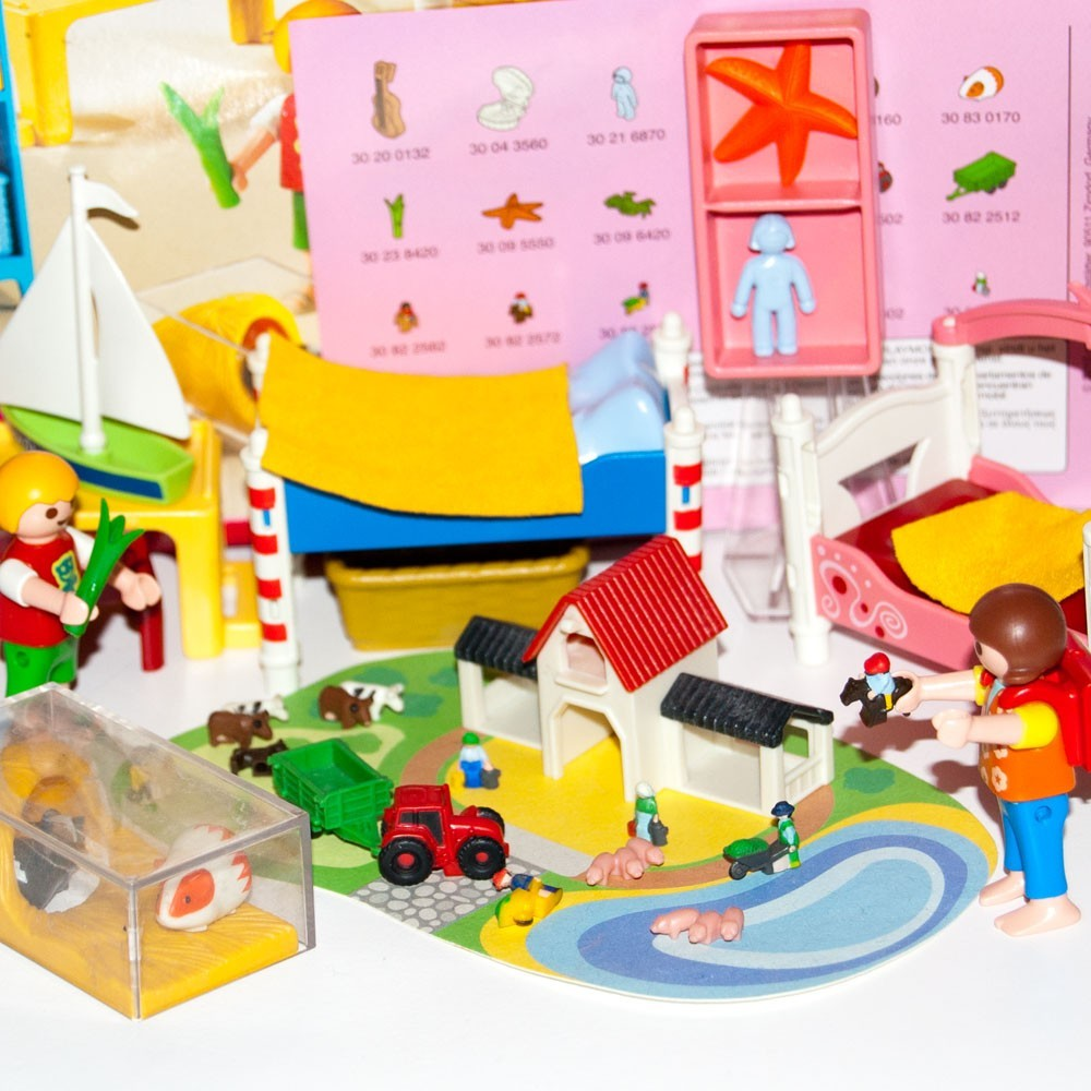 Chambre Princesse Playmobil | Coffre De Princesses Transportable ...