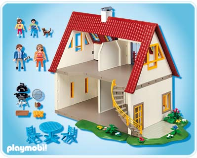 Modern Designer Kitchen $27 Playmobil Playmobil Pinterest - jeux de construction de maison en d