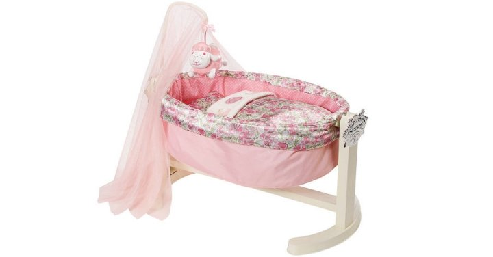 Baby Seat For Car Argos Baby Annabell Rocking Cradle Now £27 Using Code Debenhams