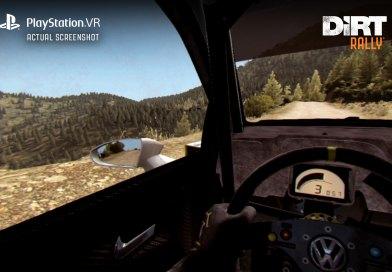 På med VR-headset og kør Dirt Rally