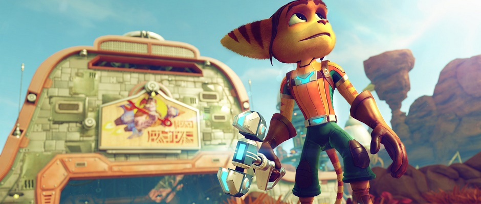 Ratchet & Clank PS4 Feature