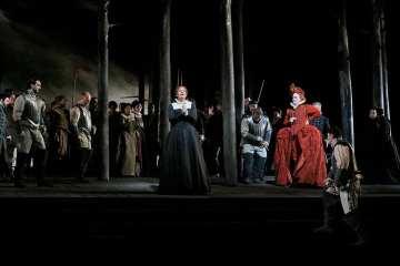 Photo Ken Howard/Metropolitan Opera
