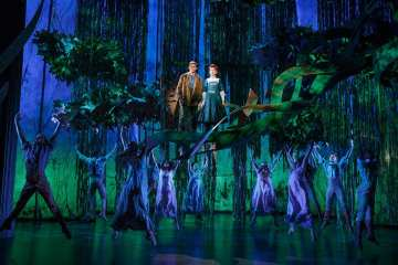 TUCK EVERLASTING on Broadway. Photo by Joan Marcus 02
