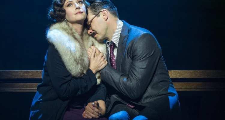 Himself and Nora, Minetta Lane Theatre, New York