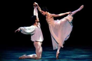 Romeo and Juliet American Ballet Theatre, Metropolitan Opera, new York