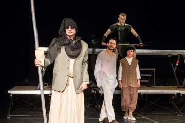 Οedipus Rex by the National Theatre of Greece & Vakhtangov Theatre