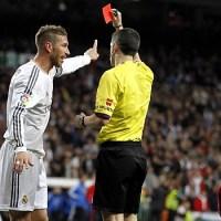 Red Card or Not: Sergio Ramos in El Clasico