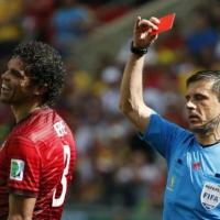 Red Card or Not: Milorad Mazic and Germany v. Portugal