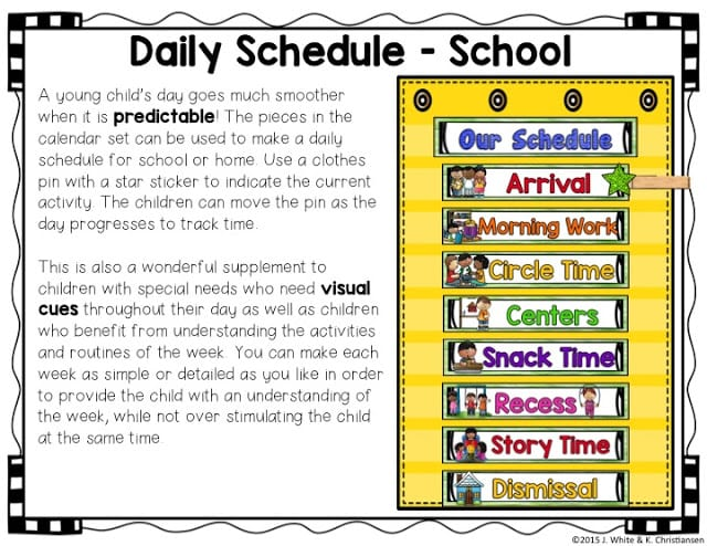 Make Calendar Time Meaningful for Preschoolers
