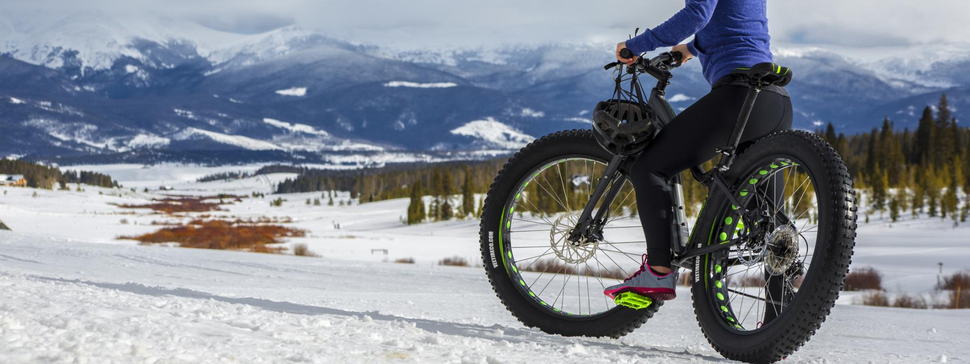 Fat Bike Fat Bikes Winter Park Colorado