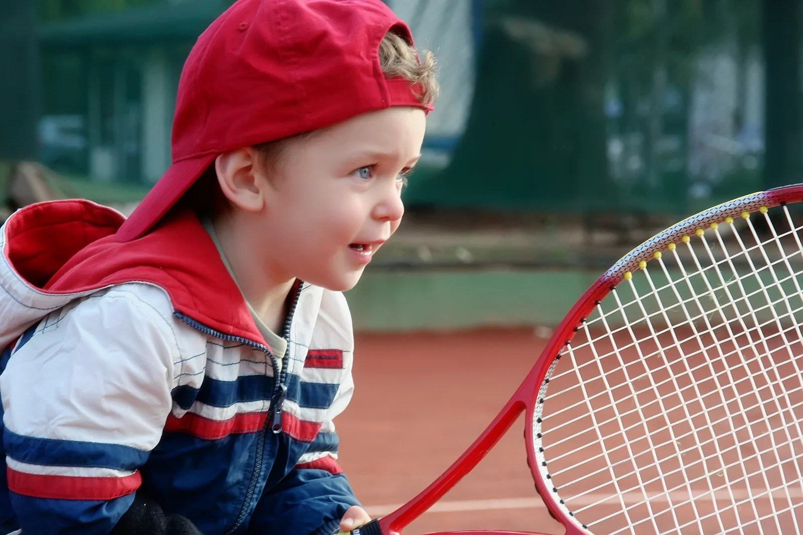 Tennis For Toddlers What S The Best Age To Get Kids Into Tennis
