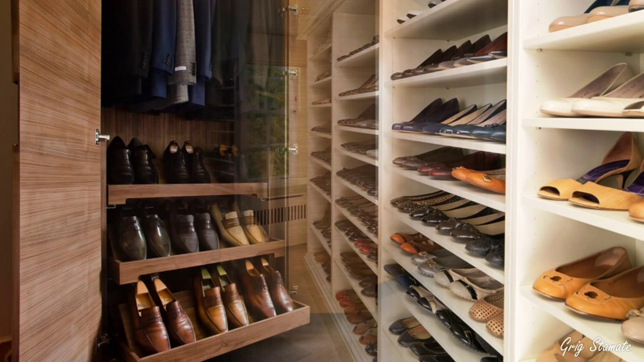 No Closet Space Solutions Sensible Ideas For Shoe Storage