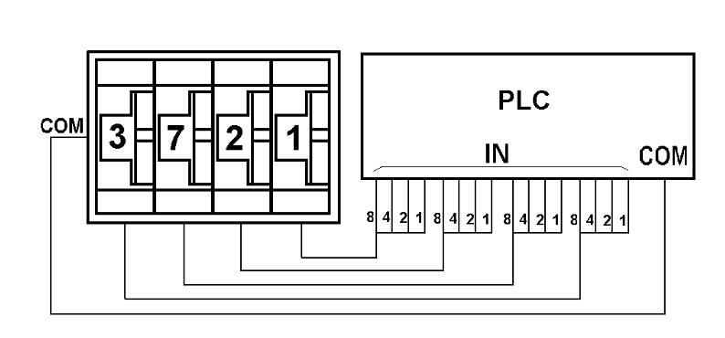 mitsubishi plc instruction wiring diagram